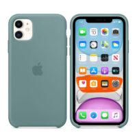 Estuches de silicona iPhone 11 Mobile Srore Ecuador