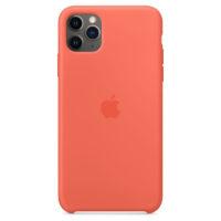 Estuches de silicona iPhone 11 Pro Max Mobile Srore Ecuador