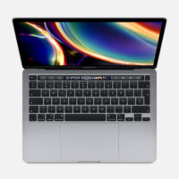 "MacBook Pro Touch Bar 13"" 2020 Mobile Store Ecuador"