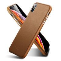 ESR - Case de piel para iPhone X/Xs