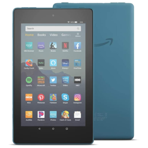 Amazon Fire 7 Azul Mobile Store Ecuador