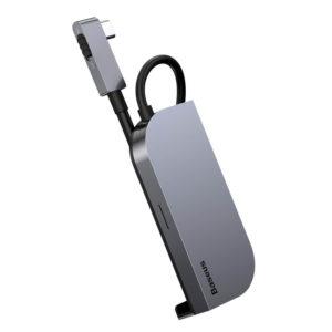 Hub Baseus 6 en 1 con Switch Mobile Store Ecuador3