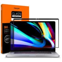 Spigen - Protector de pantalla de cristal templado para MacBook Mobile Store Ecuador