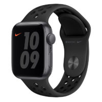 Apple Watch SE Nike Space Gray Mobile Store Ecuador1