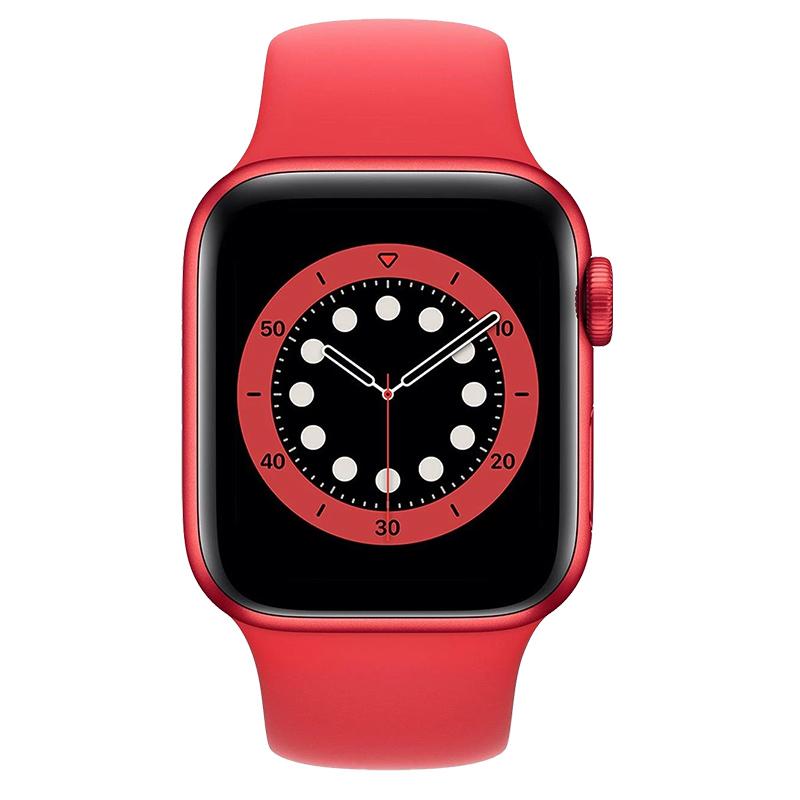 Apple Watch Serie 6 Rojo Mobile Store Ecuador