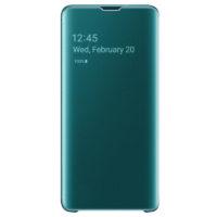 Case Clear View Verde Galaxy S10 Mobile Store Ecuador