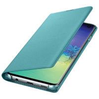 Case Led View Cover Verde Galaxy S10 Mobile Store Ecuador3
