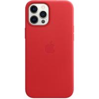 Case Cuero iPhone 12 Pro Max Rojo Mobile Store Ecuador