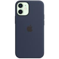 Case Silicona iPhone 12 Mini Azul Mobile Store Ecuador