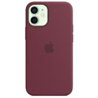 Case Silicona iPhone 12 Mini Ciruela Mobile Store Ecuador