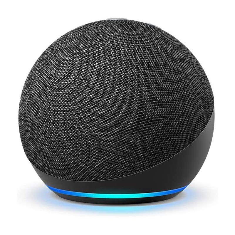 Alexa Echo Dot 4ta Gen Charcoal Mobile Store Ecuador
