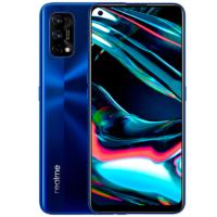 Realme 7Pro Azul Mobile Store Ecuador