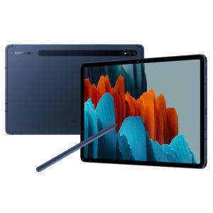 Samsung Galaxy Tab S7 Azul Mobile Store Ecuador
