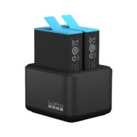 Cargador de batería dual + batería GoPro HERO9 Mobile Store Ecuador2