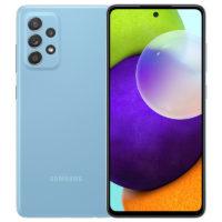 Galaxy A52 Azul Mobile Store Ecuador