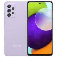 Galaxy A52 Violeta Mobile Store Ecuador