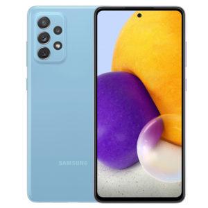 Galaxy A72 Azul Mobile Store Ecuador