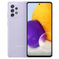 Galaxy A72 Violeta Mobile Store Ecuador