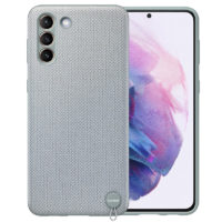 Case Original Samsung Kvadrat Galaxy S21 Plus Gris Menta Mobile Store Ecuador