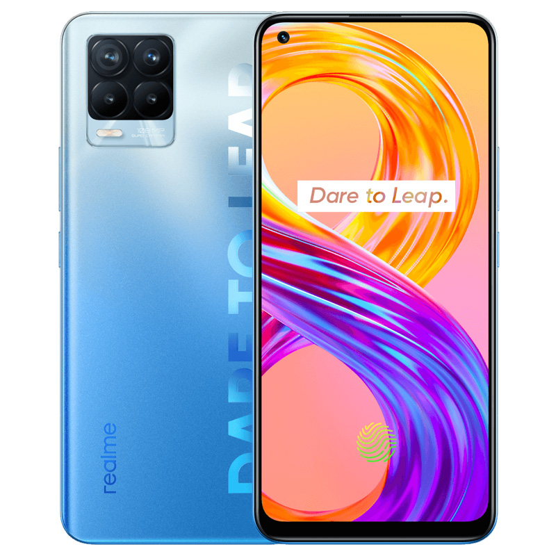 Realme 8 Pro Azul Mobile Store Ecuador