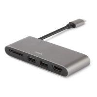Adaptador Moshi Multimedia USB-C 4 en 1 Mobile Store Ecuador