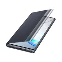 Case Original Samsung Clear View Cover para Galaxy Note 10 Plus1