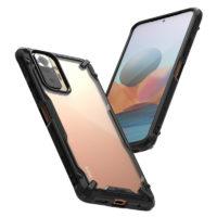 Case Ringke Fusion-X para Xiaomi Redmi Note 10Pro Mobile Store Ecuador