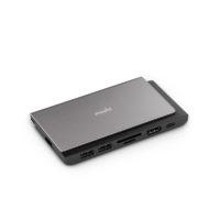 Hub Moshi USB-C portátil 7 en 1 Symbus Mini Mobile Store Ecuador1