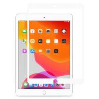 Mica Moshi iVisor AG Blanco para iPad de 8tva Gen 10.2'' 10.5'' Mobile Store Ecuador