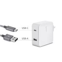 Cargador de pared ProGeo USB-C (42 W) Mobile Store Ecuador1